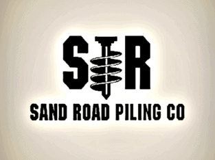 Sand Road Foundation Drilling